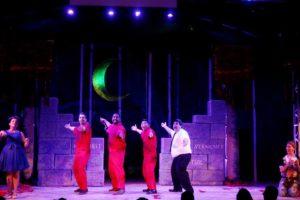 Magic Flute bell dance